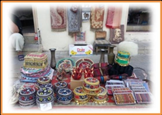 サンキューレター+かなり素敵なアゼルバイジャン土産!+リメイクバッグに関する報告書