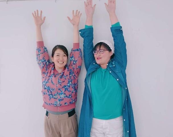 青空バル開催に向けて頑張る主催者を応援してください!   青空バル実行委員会 代表 菊池奈穂か、副代表 武田永子(ひさこ)に「応援したよ♪」と言っていただくと、ハイタッチでお礼の気持ちをお伝えさせていただきます。   ご購入枚数に応じて対応させていただきます。 (枚数制限なし!)   菊池奈穂→215センチまで対応可 武田永子→200センチまで対応可