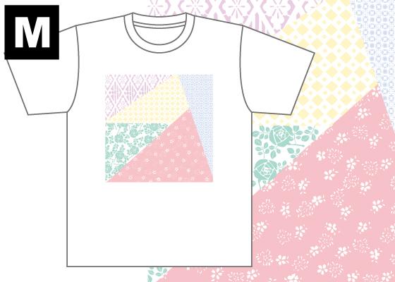 【制作者】 国際アート&デザイン大学校  グラフィックデザイン科 2年 福島 美希さん  【作品タイトル】 女の子!  【デザインポイント】 柄か密集しているが、パステルカラーを使っているので圧迫感がない。 女の子の柔らかいイメージを色で表現した。  【スペック】 4.4オンス ドライTシャツ(ポリエステル100%)吸汗速乾,UVカット Sサイズ / 身丈65cm,身巾47cm,肩巾44cm,袖丈20cm Mサイズ / 身丈68cm,身巾50cm,肩巾46cm,袖丈21cm Lサイズ / 身丈71cm,身巾53cm,肩巾48cm,袖丈22cm  【お届け】 サポート募集終了から約1ヶ月(12月初旬頃)