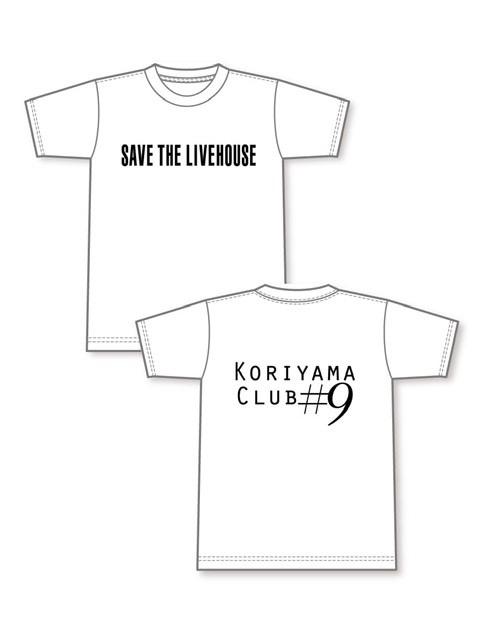 Tシャツ1枚(メッセージにサイズをご記入下さい) ドリンクチケット2枚