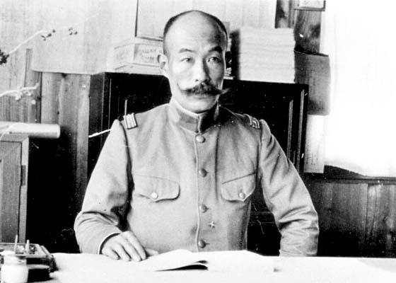 会津と鳴門の偉人・松江豊寿の記念碑を造りたい