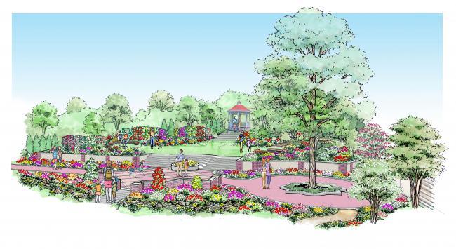 本宮市の英国庭園で「英国祭」を開催したい!
