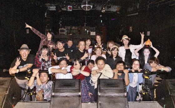 福島と宮城の音楽の力でチャリティーコンサートを開催したい!
