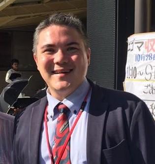 福島大学国際交流センター マクマイケル・ウィリアム