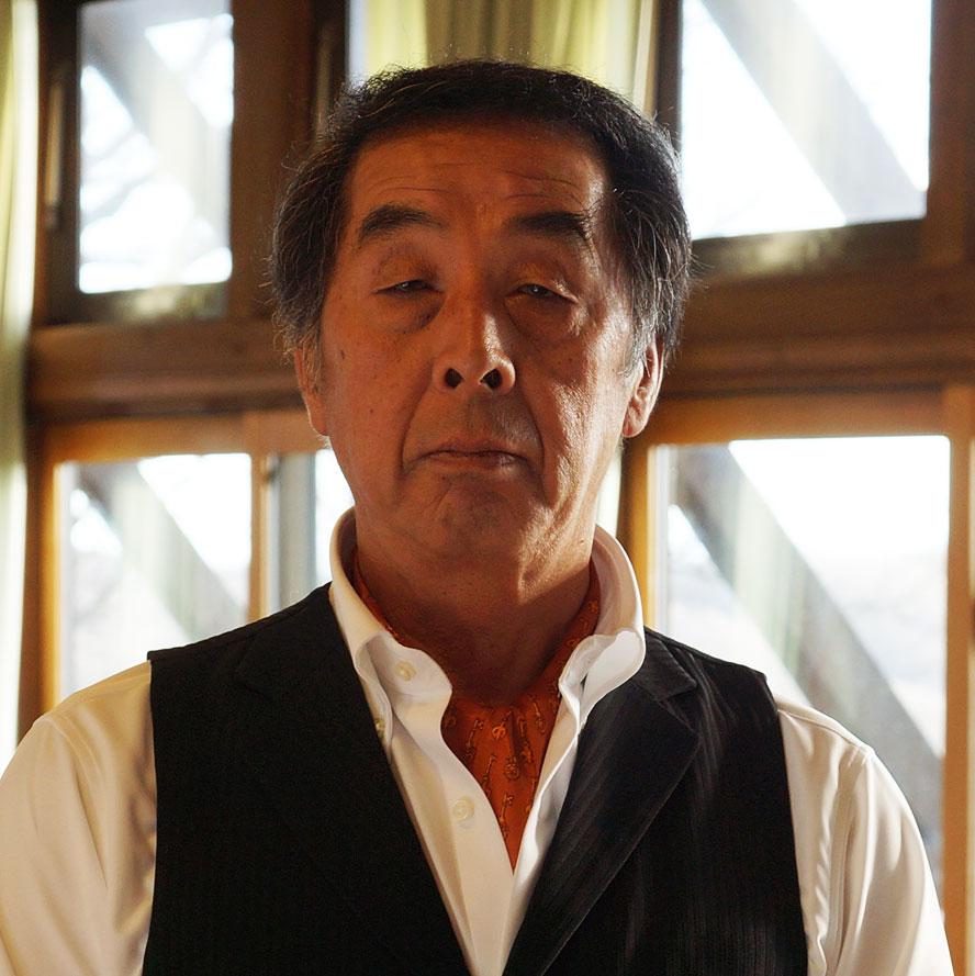 株式会社いわきの里鬼ヶ城 代表取締役社長 小松 秀樹