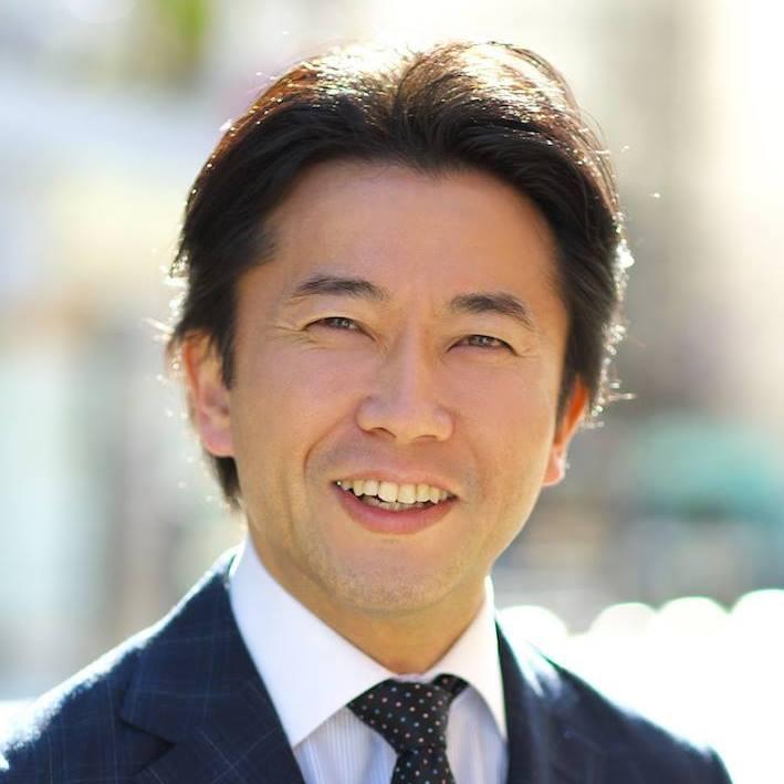 藤井 秀徳 (i-step株式会社 代表取締役)
