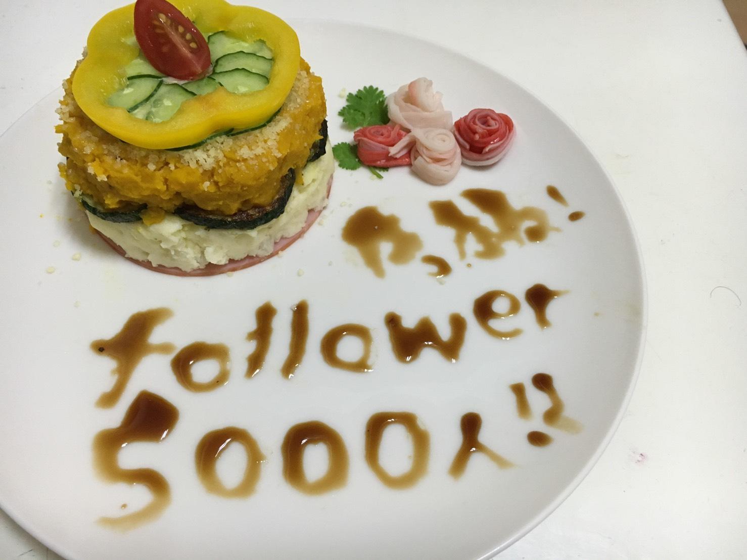 カラーコーンで世界記録に挑戦‼:Twitterのフォロワー様5000人越えました(*^^*)✨