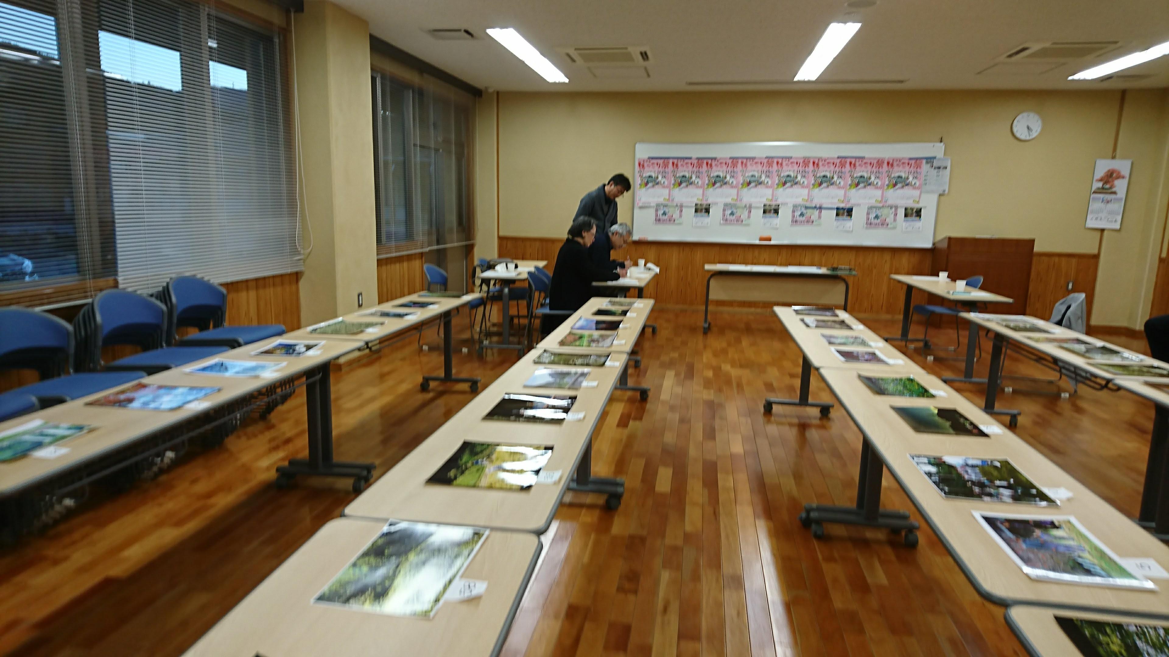 第2回「アートな田人」フォトコンテスト審査会を実施しました!