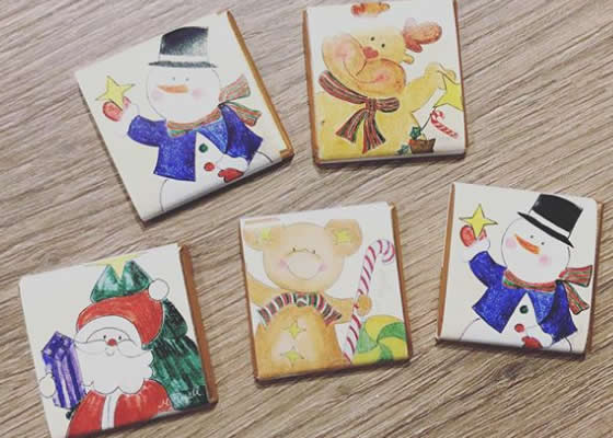 限定クリスマス企画【クラガーデンコーヒー】 Instagramより