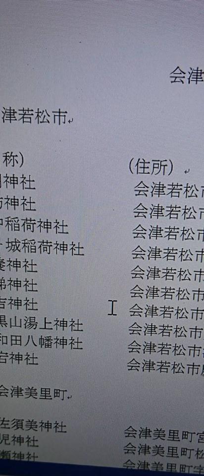 会津木綿御朱印帳「ほんの少しのサービス」
