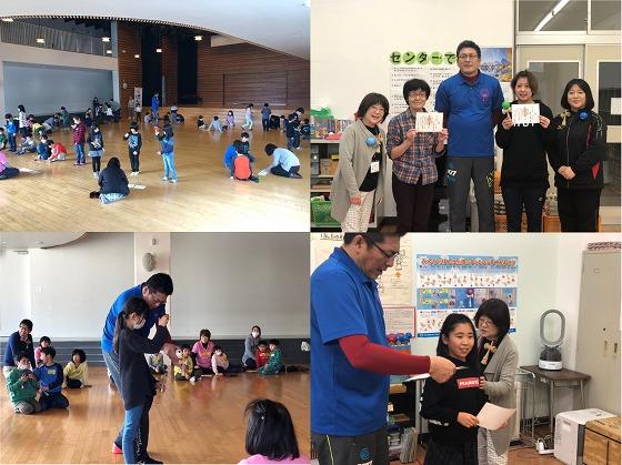 2月16日は、保原と福島で出張けん玉教室&認定試験をしてきました!!